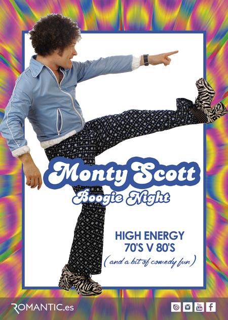 MONTY SCOTT Boogie Night