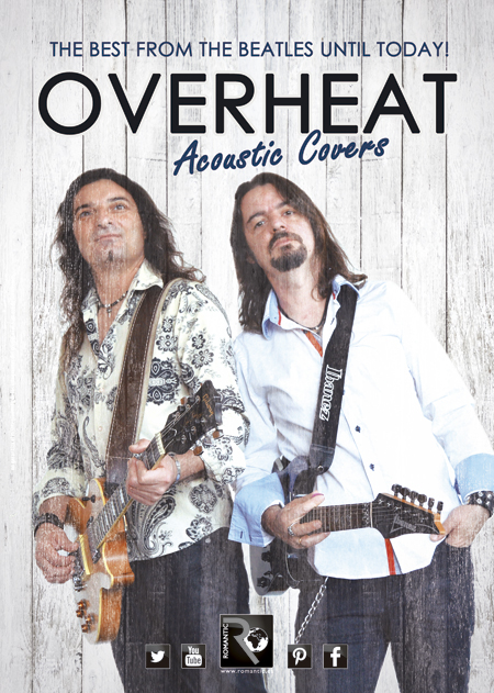OVERHEAT ACOUSTIC COVERS