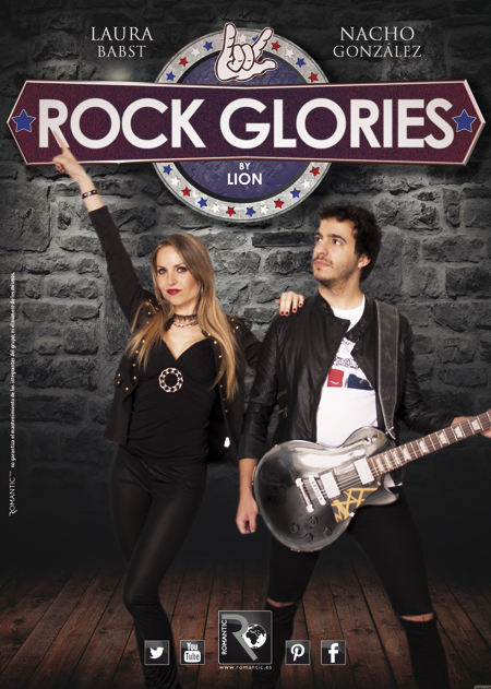 ROCK GLORIES by Lion