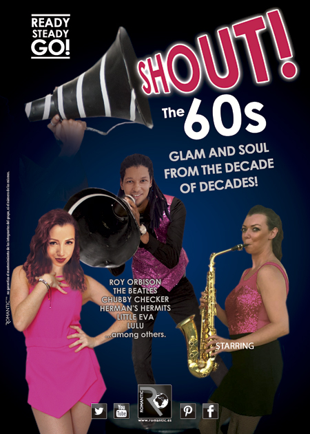 SHOUT ! THE 60S BY LUCKY TRIO