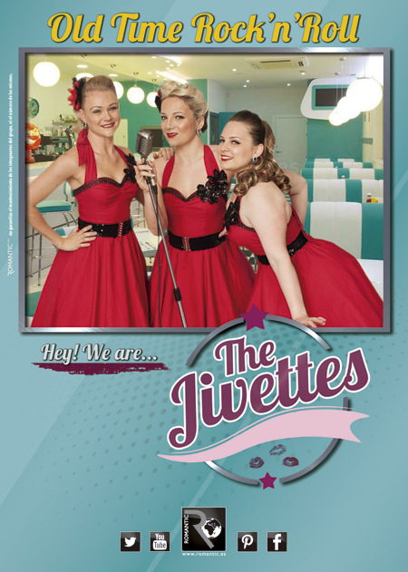 OLD TIME ROCK'N'ROLL BY THE JIVETTES