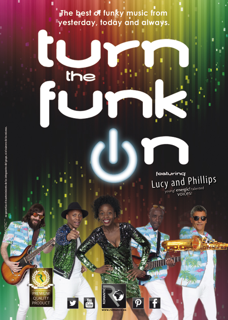 TURN THE FUNK ON BY LUCY AND PHILLIPS BAND